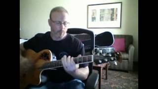 Tom Petty's Runnin' Down A Dream Acoustic Guitar Cover by Jason Swain