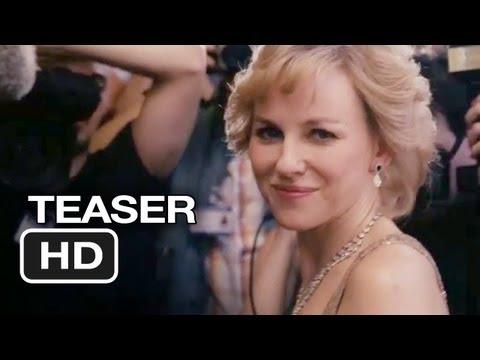 Diana Official Teaser #1 (2013) - Naomi Watts Movie HD