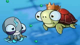SQUIRTY & OCTOPUS | EatMe.io #4