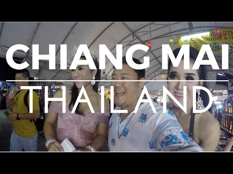 Meeting Chris The Freelancer in Chiang Mai Thailand! | Vlog 030