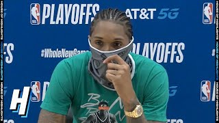 Lou Williams Postgame Interview - Game 7   Nuggets vs Clippers   September 15, 2020 NBA Playoffs