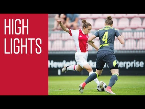 Highlights Ajax Vrouwen - PSV