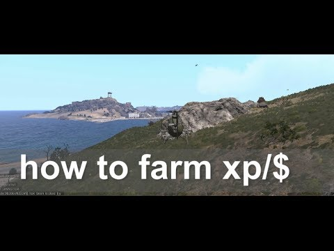 How to farm XP/$ in king of the hill