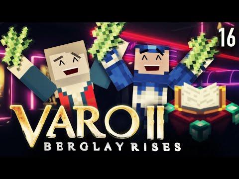 ZAUBERTISCH - Gegner bestohlen! ★ Minecraft VARO 2 - #16 | Herr Bergmann