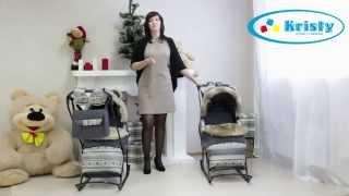 видео Санки-коляски Sofi Comfort