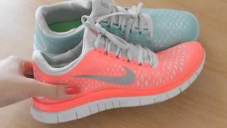Как отличить оригинал от подделки. Обзор Кроссовок Nike Free(, 2014-03-21T14:04:07.000Z)