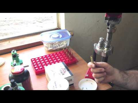 Reloading.223.55gr FMJ ammo for the AR-15 Economical Inexpensive