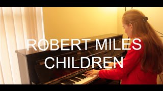 Robert Miles - Children [Yana Chernysheva Piano Version]