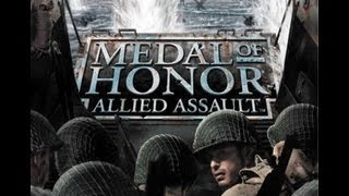 Medal of Honor Allied Assault Episode 1 Lighting The Torch Walkthrough Gameplay
