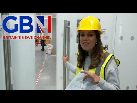 GB News Studio Tour