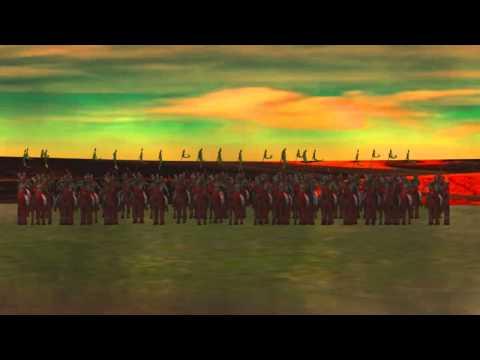 1200 A D    The Four Kingdoms