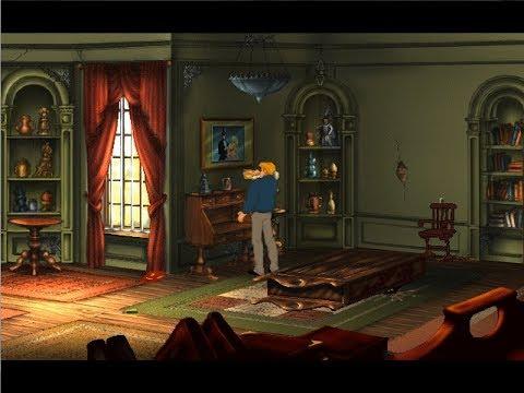 Let's Play Broken Sword 2 #02: Oubier's House