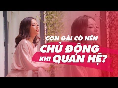CON GÁI CÓ NÊN CHỦ ĐỘNG KHI QUAN HỆ? | 16+ | Sex Edu #13 ♡ Hana Giang Anh