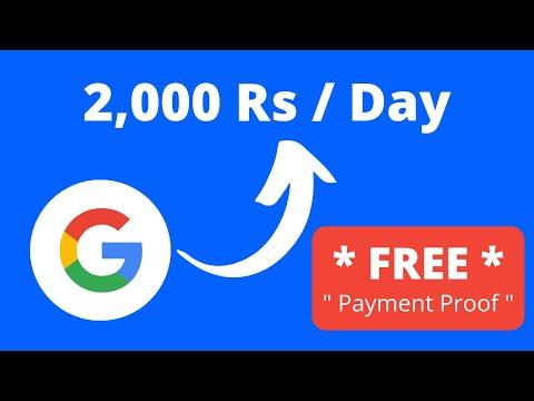💥 Earn Money 2,000/Day From Google (FREE)🔥   Earn Money Online Tamil   Earn Money Online Tamil 2021