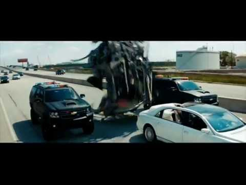 Transformers 4 & Eminem Till I Collapse