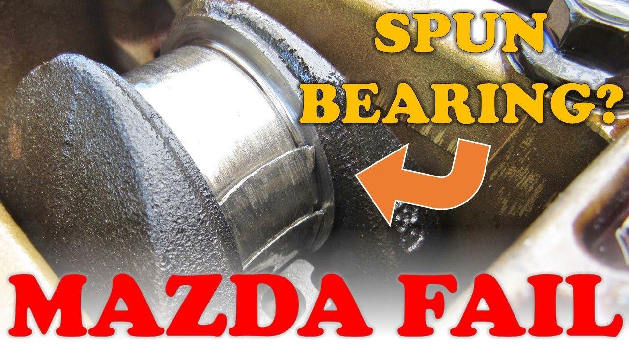 Why Mazda Engines FAIL