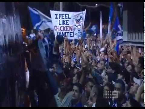 Canterbury Bulldogs 2004 Grand Final News Report Ch9