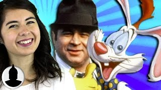 The Roger Rabbit Theory - Actually About Racism? - Cartoon Conspiracy (Ep. 72) @ChannelFred