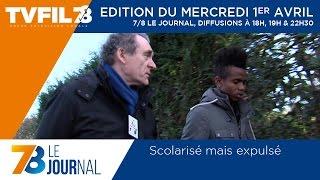 7/8 Le Journal – Edition du mercredi 1er avril 2015