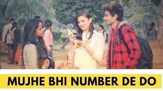 How To Impress Girls with A Twist | part 2| prank India | vishal goswami baba