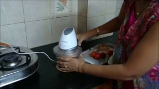 Philips Chopper Review | Vegetable Chopper Review | Philips chopper demo