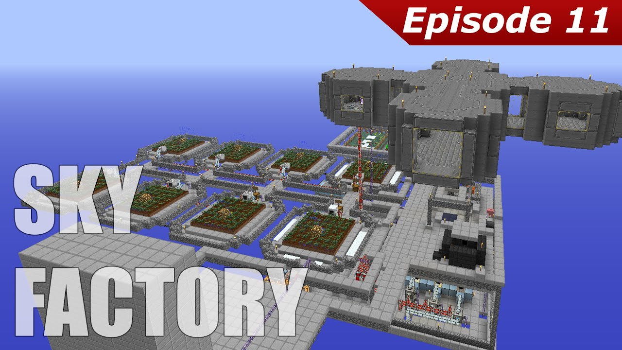 Minecraft Factory Building Design