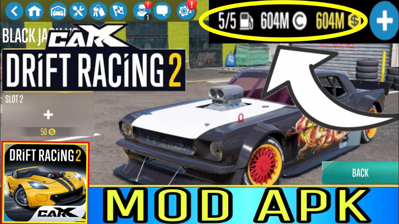 Car X Drift Racing 2 Latest V 1 4 1 Mod Apk Unlimited Gold Silver