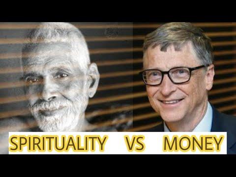 How to choose between Money and spirituality || Ashish Shukla || Deep knowledge