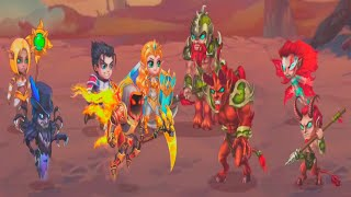 Hero Wars - Hero Fantasy Multiplayer Battles - Gameplay Walkthrough screenshot 1