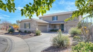 Chandler AZ - Gated IRONWOOD VISTAS Home - Sold by Amy Jones Group