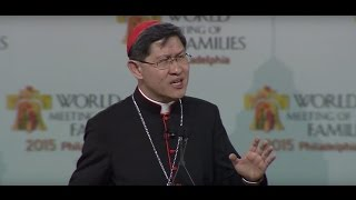 Cardinal Luis Antonio Tagle: The Family: A Home for the Wounded Heart