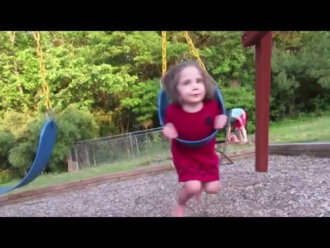 Mercy's House: Planting a Garden, Swings and Slides and a Pretend Fire!