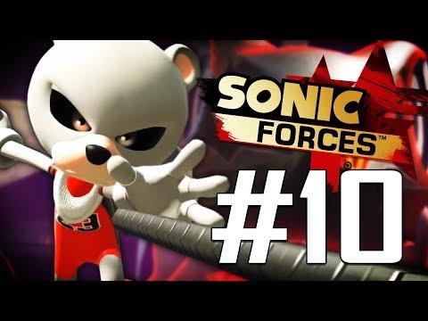 The Final Battle Against Infinite!! Jiren the Bear VS Infinite | Sonic Forces (PS4) - Part 10