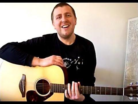 Give Me Love - Easy Guitar Tutorial - Ed Sheeran - Drue James