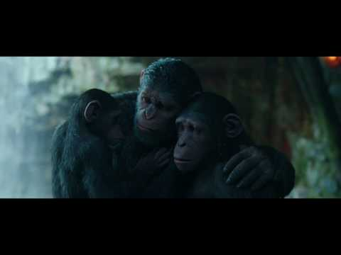 Válka o planetu opic (War for the Planet of the Apes) - druhý oficiální český HD trailer