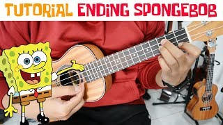 Download lagu Tutorial Ukulele : SPONGEBOB ENDING SONG
