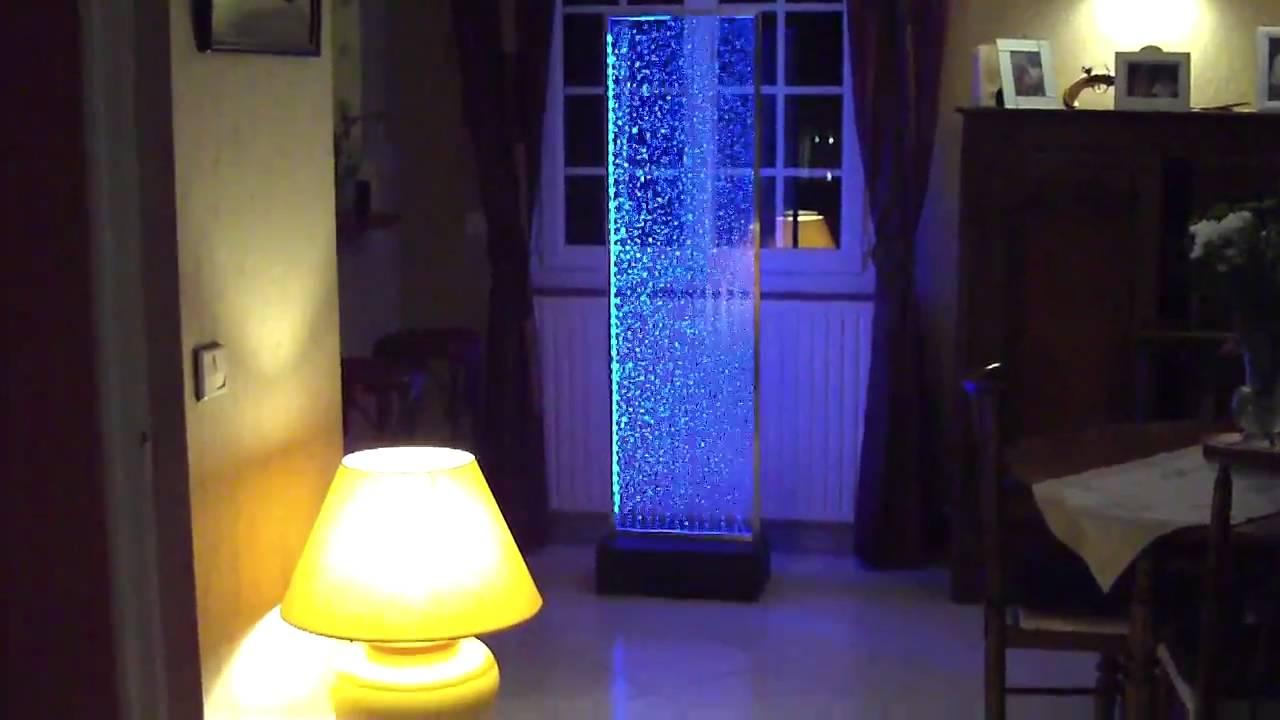 mur de bulles colonne youtube. Black Bedroom Furniture Sets. Home Design Ideas