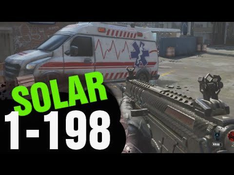 Exo Survival ROUND 1-198 Full Gameplay SOLAR Call of Duty Advanced Warfare CoD AW