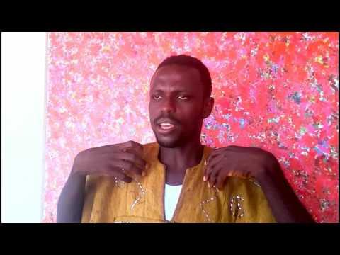 Interview de l'artiste peintre Boussou Hermann