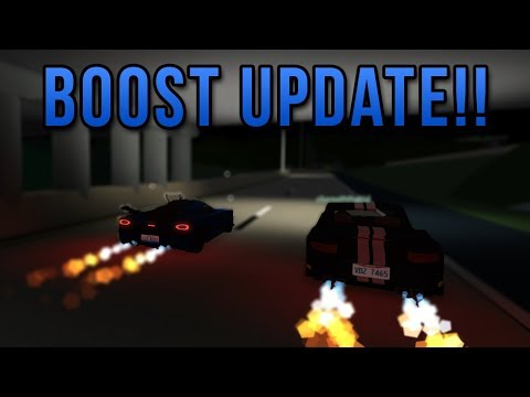 BOOST & GARAGE UPDATES! | ROBLOX - Ultimate Driving Westover Islands