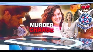 Aiia's Murder A Virtue Signal Fest. Man Charged.(Melbourne) Seven + Nine News