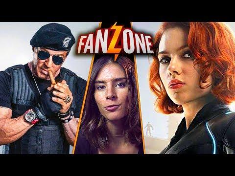 ENFIN un film Black Widow avec SCARLETT JOHANSSON ! - Fanzone