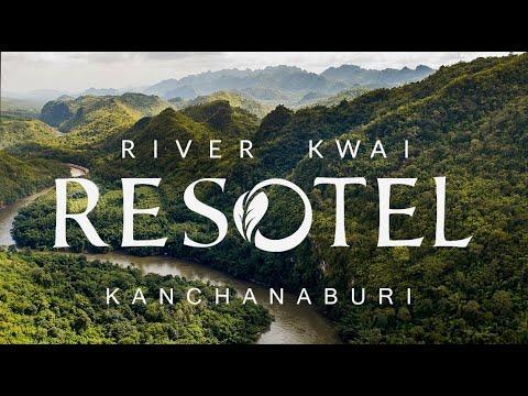 #1 Best Riverfront Jungle Hotel in Kanchanaburi Thailand in 2019 - River Kwai Resotel Resort