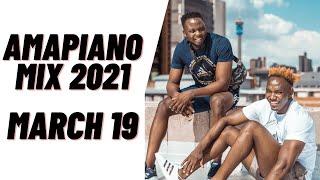 Amapiano Mix 2021 | March 19 | ft Kabza De small, Maphorisa, MFR souls | DOUBLETROUBLEMIX