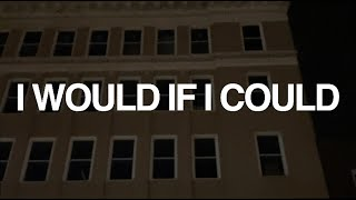 I Would If I Could - Brad Goodall