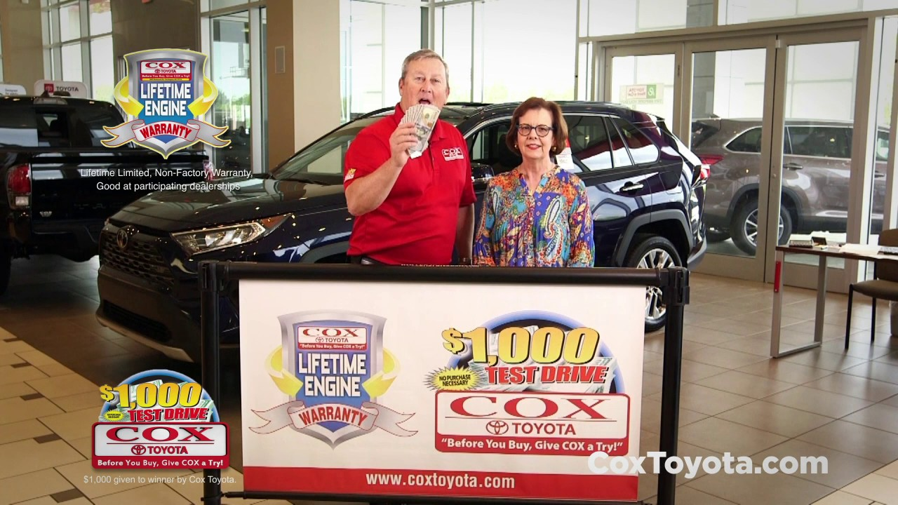 See The Winner of Our $1000 Test Drive Giveaway