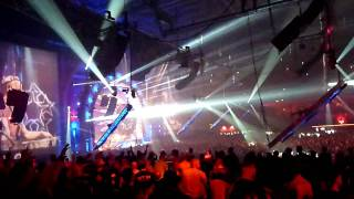 The Prophet @ Qlimax 2011 - We Will Dominate (Angerfist Refix)