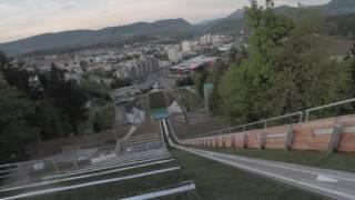 Preizkus Velenjskih skakalnic 5.5.2017