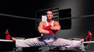 Жан-Клод Ван Дамм (Иван Крашинский) против команды каратэ | J-C Van Damme (Ivan K.) vs karate team