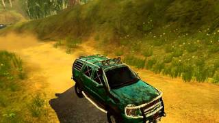 4×4Hummer GMC Yukon gameplay